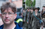 "Easter Rising Reading List from ""REBELLION"" Writer Colin Teevan"
