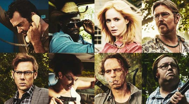 "The ""HAP AND LEONARD"" Cast Sound-off on the Action-Pack Series"