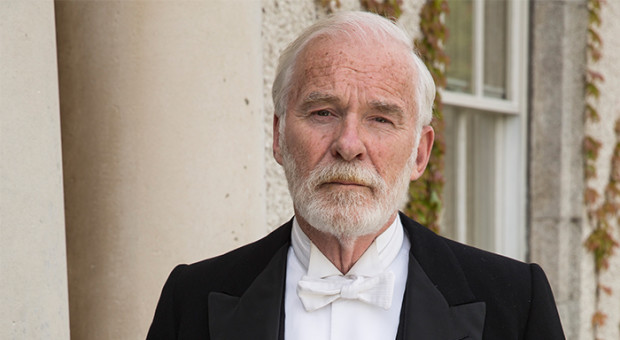 "4 Questions With ""REBELLION"" Star Ian McElhinney"