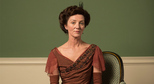 "4 Questions With ""REBELLION"" Star Michelle Fairley"