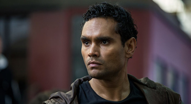 """4 Questions with """"CLEVERMAN"""" Star Rob Collins (Waruu)"""