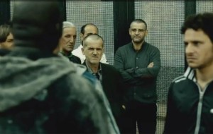 An inmate requests an audience with Don Pietro.
