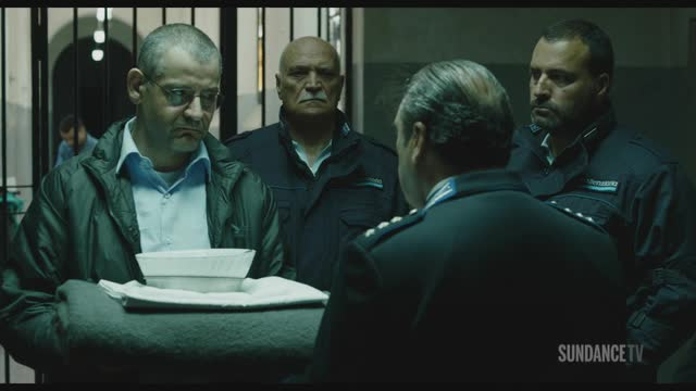 The warden insists that Don Pietro's status won't do him any favors in lock-up.