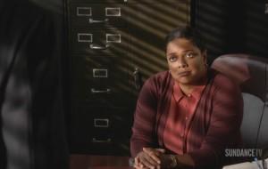 Jon tries to persuade DA Sandra Person to bring in outside investigators to re-examine Hanna's murder.