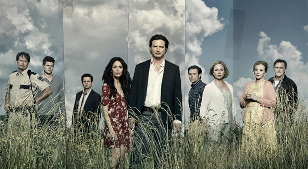 """RECTIFY"" Super Fans: Here's Your Chance to Win a Framed Pilot Script Signed By the Cast"