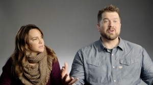 Acura presents producers Kimi Culp and Seth Gordon discussing the trust and collaboration that went into telling former NFL player Steve Gleason's story in their 2016 Sundance Film Festival documentary.