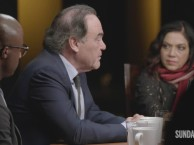 Director Oliver Stone discusses the many unseen difficulties of making a movie.