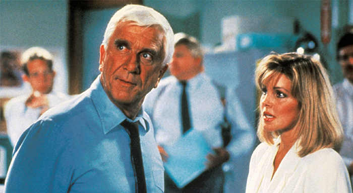 The Naked Gun From the Files of Police Squad 700x384