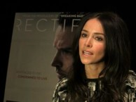 Abigail Spencer, of the all new Sundance Channel Original Series, RECTIFY, answers this question that parallels the driving theme of the series: If you were released from Death Row after 20 years of incarceration, what's the first thing you would do?