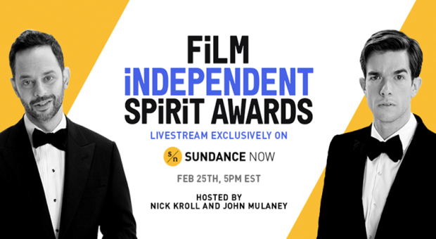 Sundance Now to Exclusively Stream the 32nd Film Independent Spirit Awards