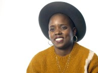 "Geico presents writer and director Janicza Bravo discussing her hopes for her 2017 Sundance Film Festival entry, ""Lemon."""
