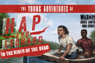 The Young Adventures of Hap and Leonard: In the River of the Dead (Chapter 1)