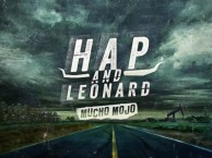 HAP AND LEONARD's pulp art inspired title sequence gets an update for MUCHO MOJO.
