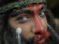 CLEVERMAN cast and crew discuss the ancient Hairy society that comes into play in Season 2.