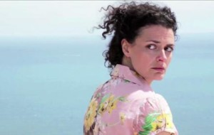 A maintenance worker tends to a lighthouse and the desperate people attracted to its seaside cliffs. Directed by Alex Cuellar.