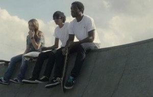 A teenager learns to live in the moment through skateboarding.