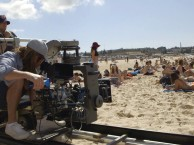 The cast and crew discuss the significance of shooting the series in Sydney.