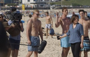 Directors Jane Campion and Ariel Kleiman discuss the significance of ending the series on Sydney's famed Bondi Beach.