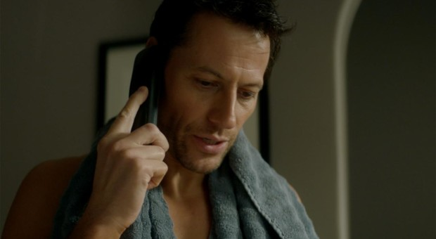 Andrew receives a phone call from someone with information on Laura's past.