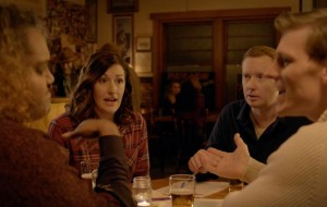 Emma, Daniel and a long distance Grace bring two feuding neighbors together for a trivia night.