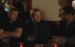 Maurice and Vincent attempt to change Eddie's attitude.