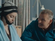 Louise receives some unwanted support from Maurice during her chemotherapy.