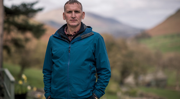 6 Questions with <i>The A Word</i> Star Christopher Eccleston (Maurice) About Season 2