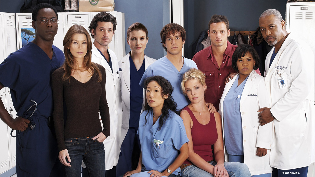 Grey\'s Anatomy | AMC – United Kingdom