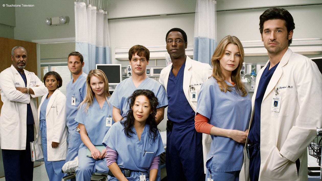 Grey\'s Anatomy: From the Beginning – Weeknights at 8pm | AMC ...
