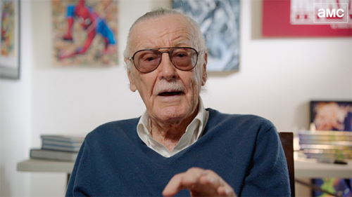 Stan Lee Still