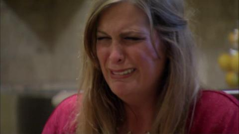 Kirsten can cry her way through anything, even a lie detector test.