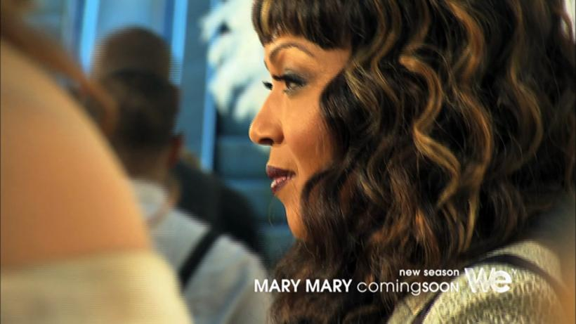 Get a first look at Mary Mary Season 3 coming soon to WE tv.
