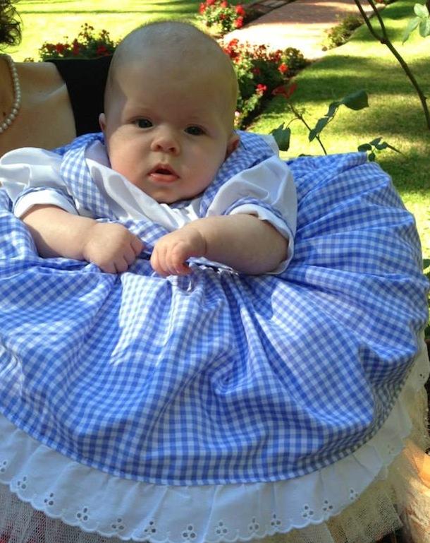 David Tutera Baby Cielo