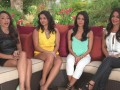 Jaime, Tiara, Tahiti and Presley are so excited for the premiere of their show on November 8 at 9|8c on WE tv.