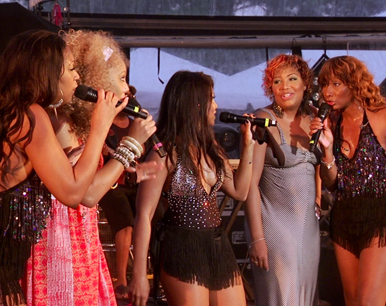 braxton family values � the braxtons take the stage � we tv