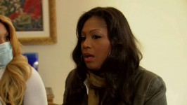 In this deleted scene, Trina learns that some of the things she does aren't legal across state borders.