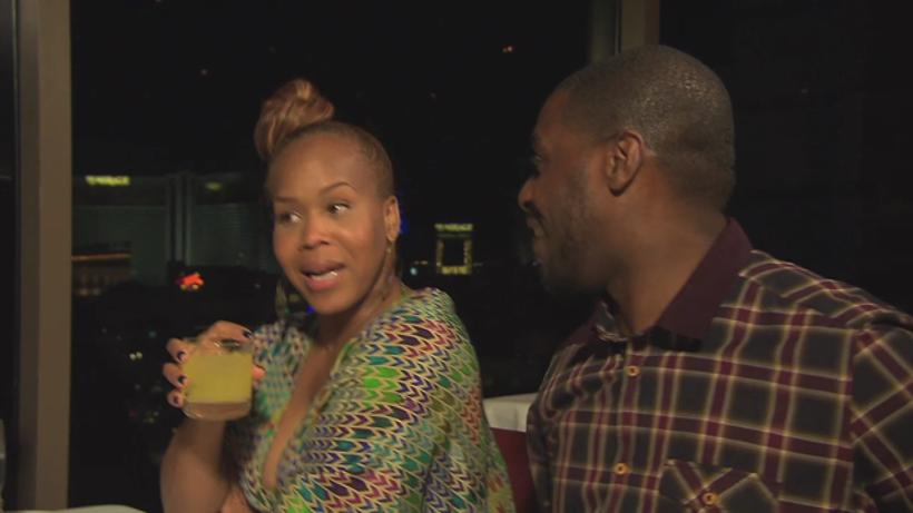 In this deleted scene, Erica and Tina tease Teddy and Warryn about the Soul Seekers.