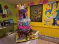 Jersey Shore's Angelina stops by the Cake Artist and orders some R-rated goodies.