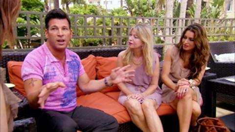 Former Big Brother and The Amazing Race contestants, Rachel Reilly and Brendon Villegas plan their over-the-top wedding with David Tutera.