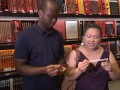 Gino spends time and learns a few things with Linda & Curtis in Chinatown