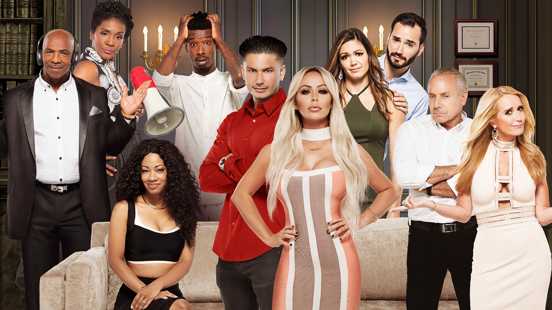 Watch Marriage Boot Camp: Reality Stars Episodes on WE tv ...