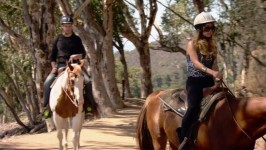 Can our millionaire fall for a girl who's too high maintenance to get on a horse?
