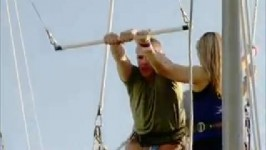Vito and his date take a trapeze class, but there's one big problem... Vito's afraid of heights.