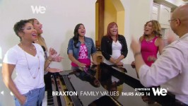 This season, they finally face the music. Braxton Family Values returns Thursday, August 14th at 9|8c.