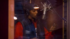 Lelee's son raps in the studio. Will he deliver?