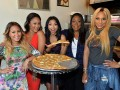 "Hosts Of ""The Real,"" Tamar Braxton, Loni Love, Adrienne Bailon, Jeannie Mai And Tamera Mowry-Housley Visit NYC"