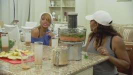 In this deleted scene, Tamar's REALLY not pregnant.