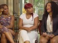 Towanda, Traci and Trina dish about the piano that mommy bought for the girls.