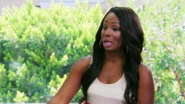 Oh My God! Tanisha loses her cool when she finds out that David isn't there.