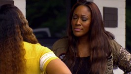 Taj thinks Coko can't separate her home life from business.